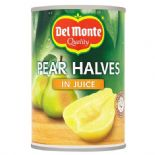 Del Monte Pear Halves in Juice 415g